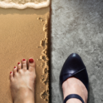 How to trade flip-flops for suits without losing your authenticity? 5 anchor points to keep your balance